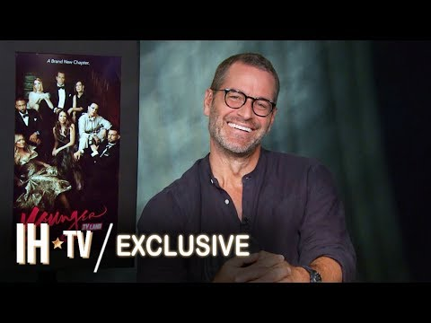 Younger (TV Land) Peter Hermann Talks Hilary Duff, Season 7 & More | INTERVIEW