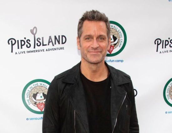 "Peter Hermann attended the ""Pip's Island"" Opening – May 20"