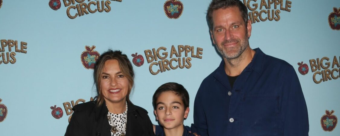 Mariska Hargitay, August Hermann, Peter Hermann @ Big Apple Circus Opening Night
