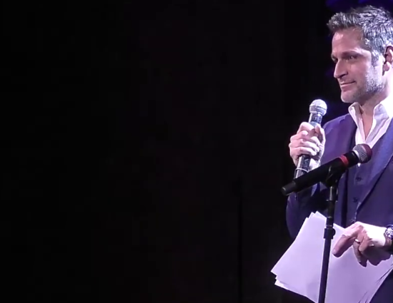 Peter Hermann hosts 'Love is EleMental' Live at Joe's Pub – Feb. 24th 2020